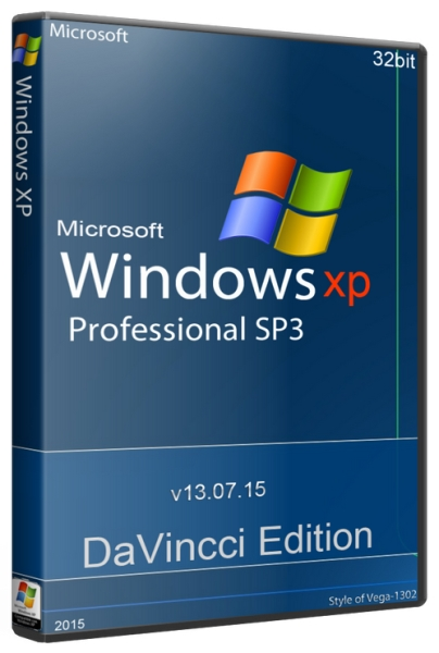 Windows Xp Sp3 Рабочий