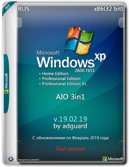 Windows xp sp3 самая быстрая и самая легкая новинка торрент